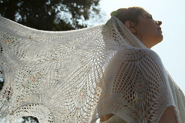 Awesome Wedding and Bridal Knitting Patterns Knitted Wedding Shawl Of Innovative 43 Pictures Knitted Wedding Shawl