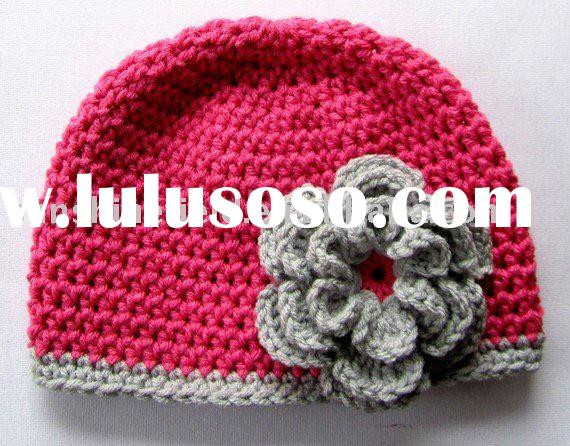 Awesome wholesale Baby Crochet Hats wholesale Baby Crochet Hats Crochet Flower for Baby Hat Of Beautiful 42 Ideas Crochet Flower for Baby Hat