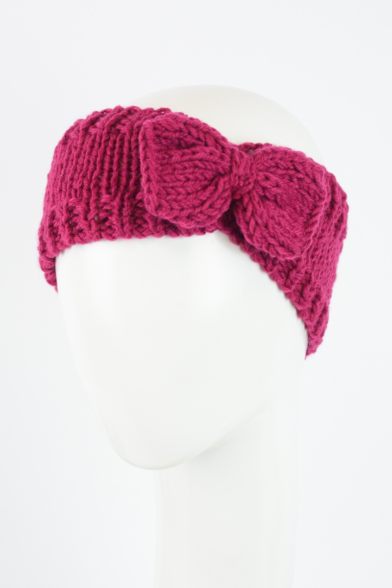 Awesome Winter Knit Bow Headband Knit Winter Headband Of Charming 42 Pictures Knit Winter Headband