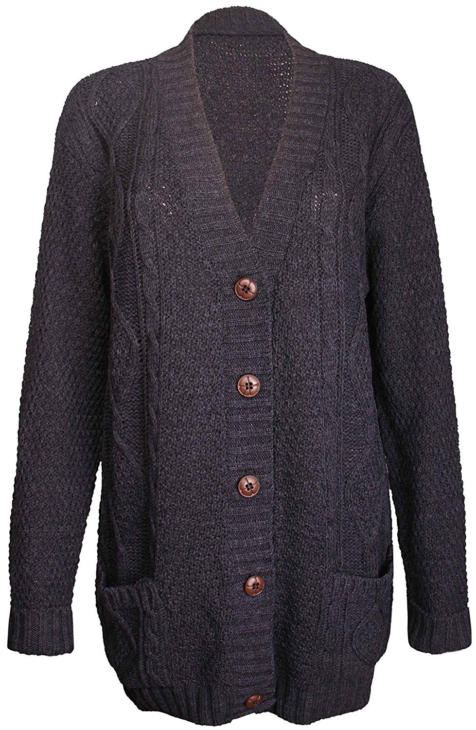 Awesome Womens Black Cable Knit Cardigan Sweater Baggage Clothing Womens Chunky Cable Knit Sweater Of Luxury 45 Models Womens Chunky Cable Knit Sweater