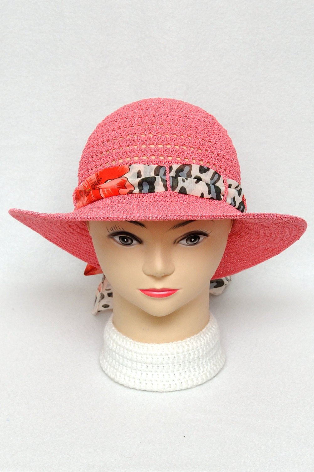 Awesome Womens Sun Hat Pink Hat Crochet Hat Sun Hat Wide by Pink Crochet Hat Of Great 43 Models Pink Crochet Hat