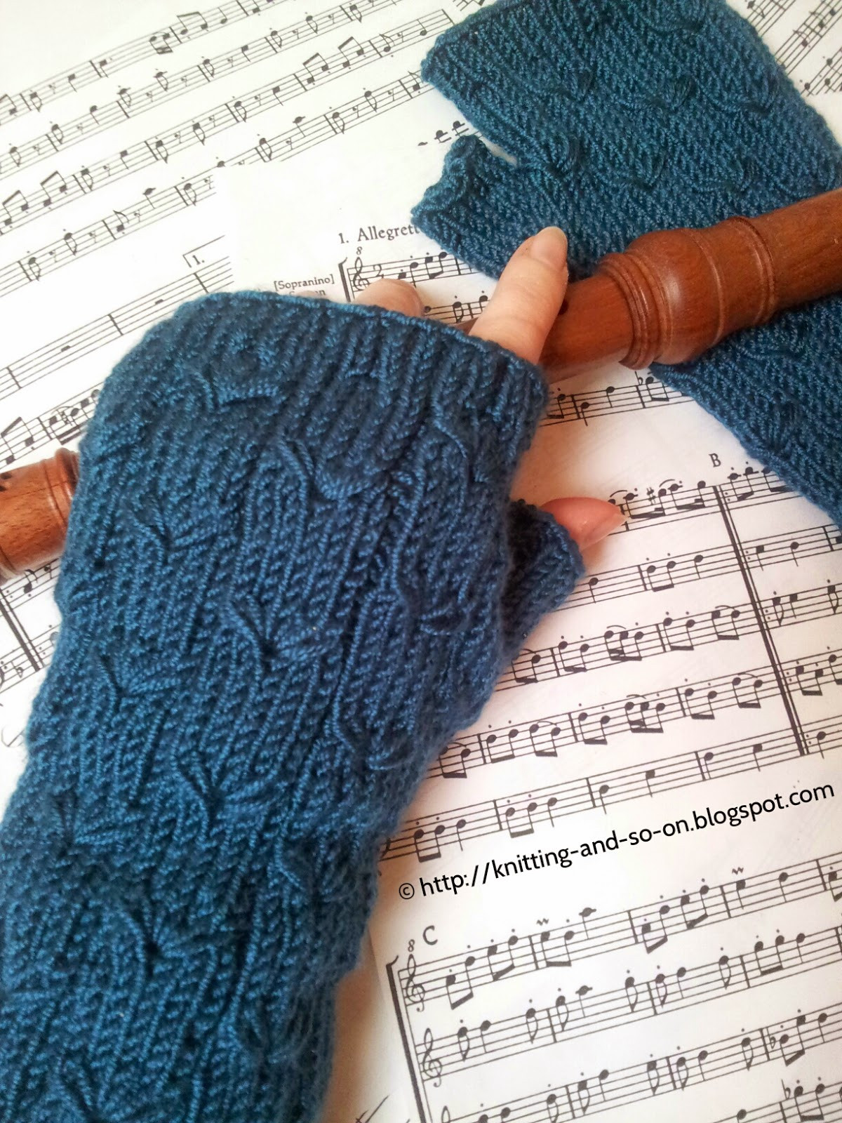 Awesome Wrist and Hand Warmer Knitting Patterns Gloves Knitting Pattern Of Contemporary 45 Images Gloves Knitting Pattern