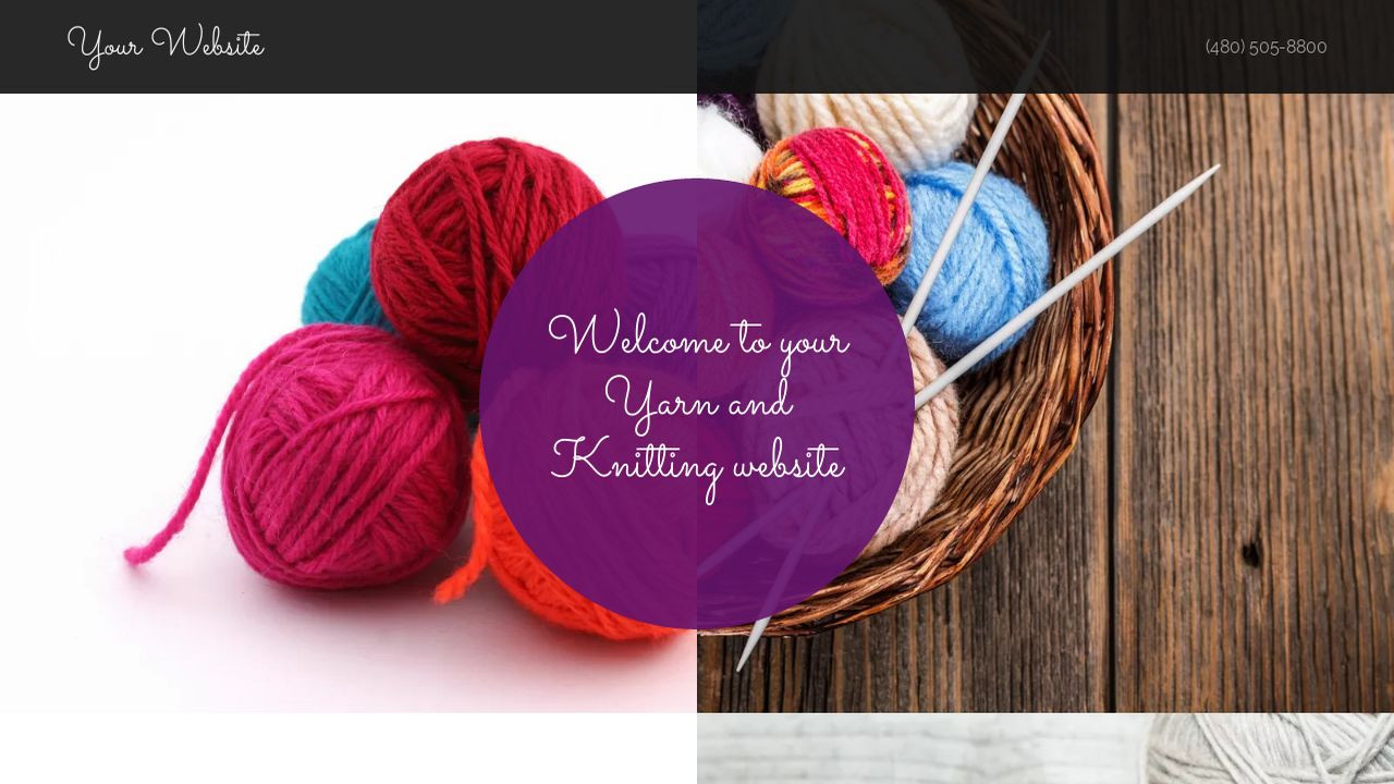 Awesome Yarn and Knitting Website Templates Yarn Websites Of Innovative 50 Photos Yarn Websites