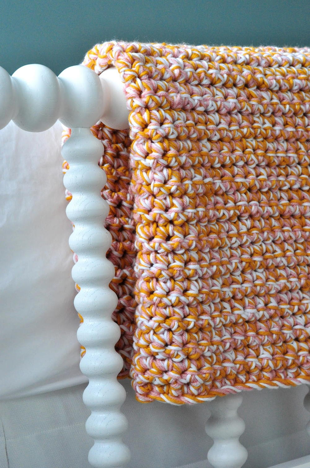 Baby Afghan Fresh Simple Baby Afghan Tutorial Of Attractive 50 Pics Baby Afghan
