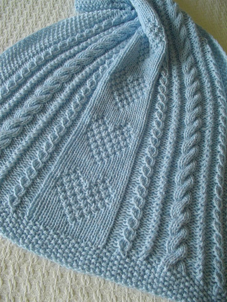 Best 25 Knitted baby blankets ideas on Pinterest