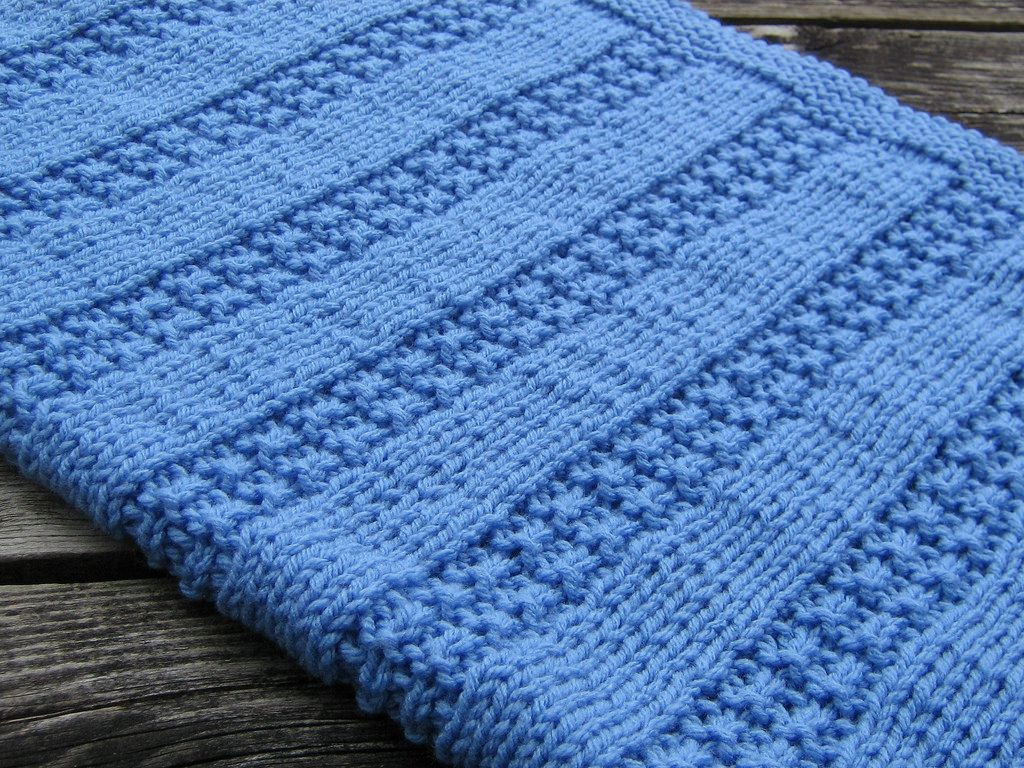 Baby Afghan Knitting Patterns Lovely Newborn Baby Blanket by Altadena Green Free Knitted Of Superb 40 Images Baby Afghan Knitting Patterns