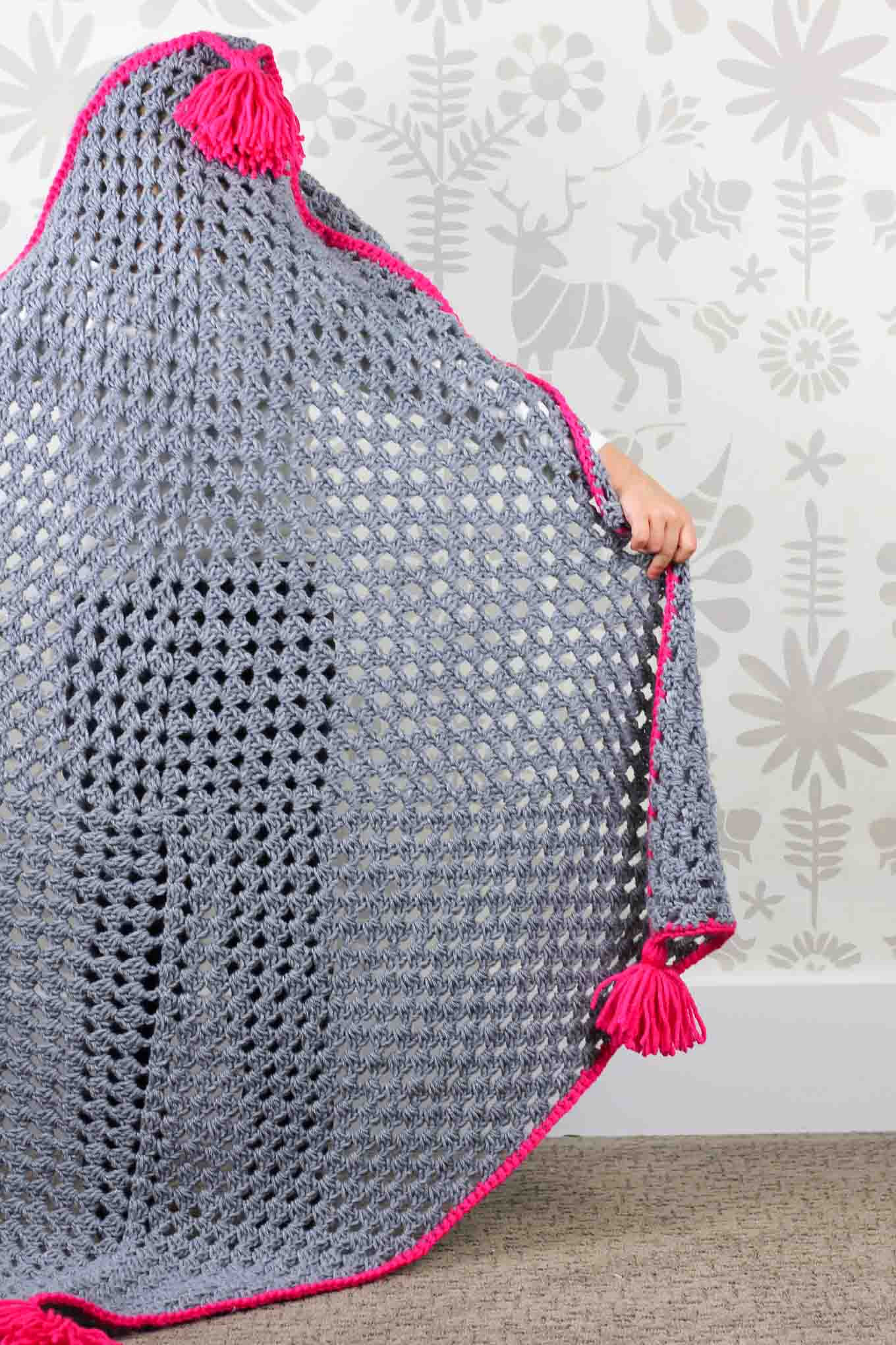 Baby Afghan Patterns Elegant Modern Crochet Hooded Baby Blanket Free Pattern for Charity Of Amazing 46 Ideas Baby Afghan Patterns