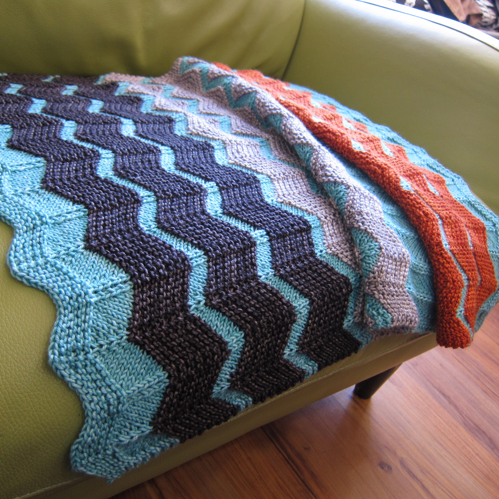 Baby Afghan Patterns Luxury the Walt Painted Chevron Baby Blanket – Fibre Space Of Amazing 46 Ideas Baby Afghan Patterns