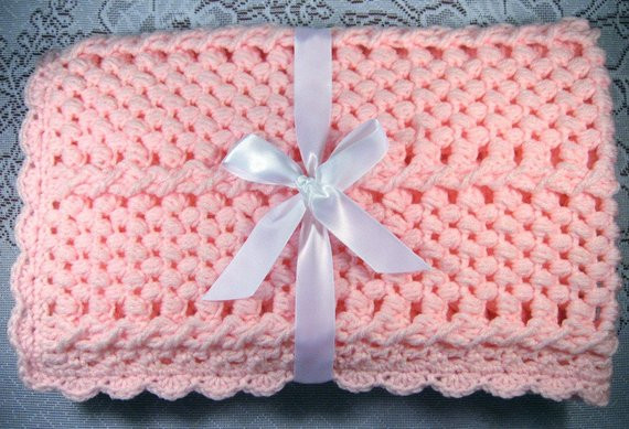 Baby Afghan Size Beautiful Pdf Pattern Crocheted Baby Afghan Car Seat Size and Newborn Of Beautiful 44 Models Baby Afghan Size