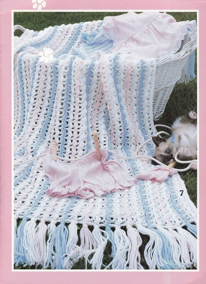 Baby Afghan Size Best Of 20 Baby Afghan Crochet Patterns In Various Sizes 3 4 & 8 Of Beautiful 44 Models Baby Afghan Size