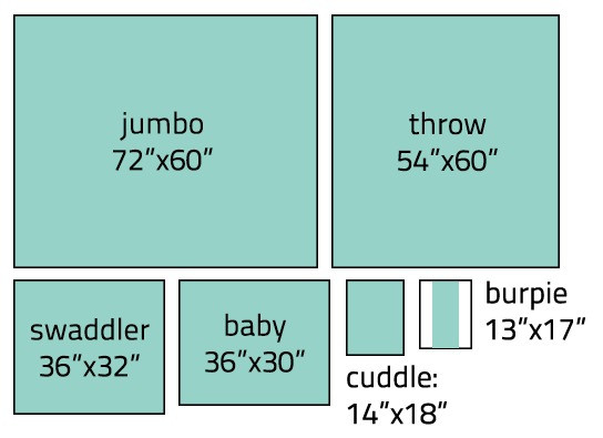 Baby Afghan Size Best Of Crocheting Club Afghan & Blanket Sizes Of Beautiful 44 Models Baby Afghan Size