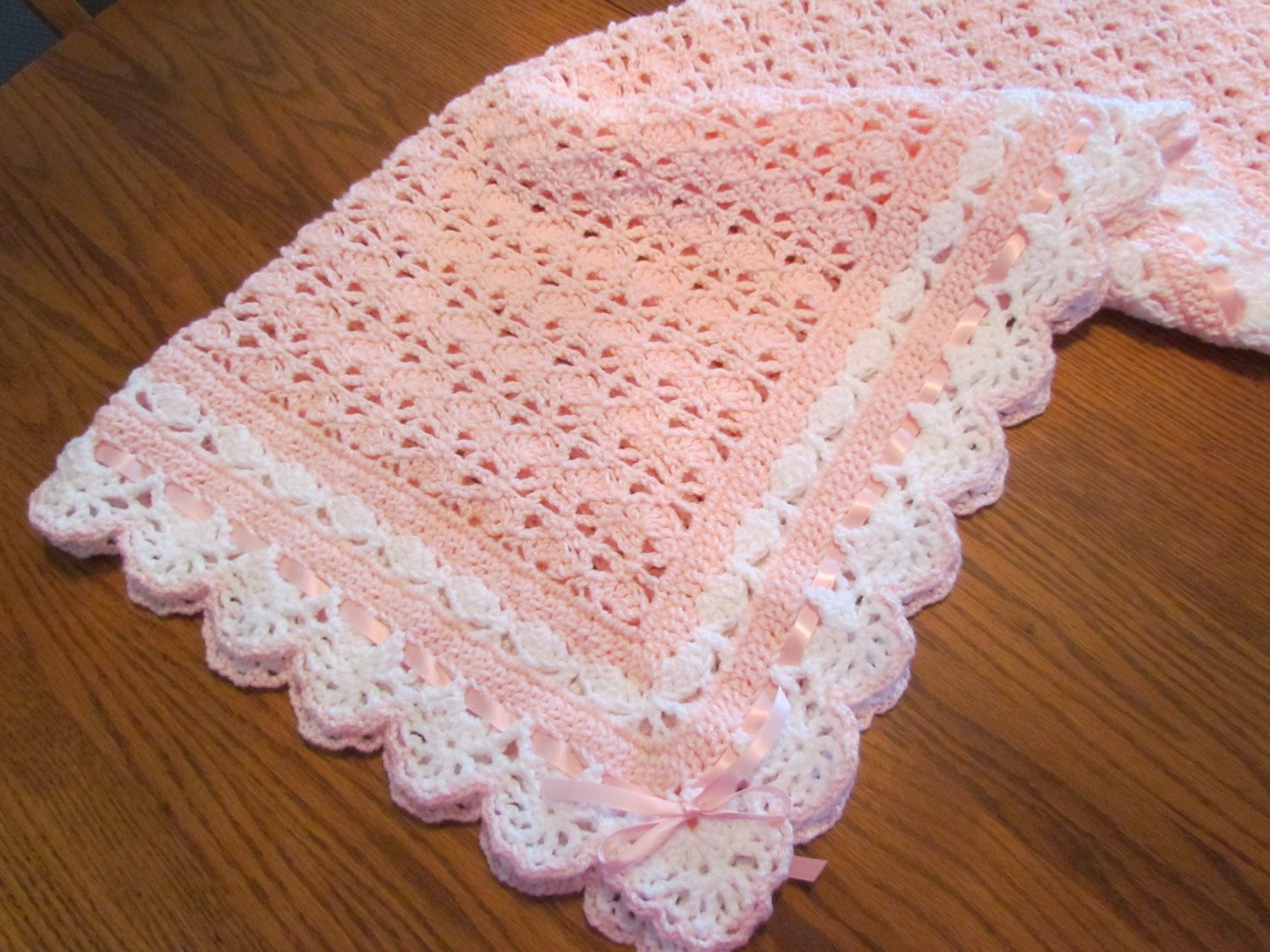 Baby Afghan Size Elegant Crochet Baby Blanket Crib Size Heirloom Lace Boutique Quality Of Beautiful 44 Models Baby Afghan Size