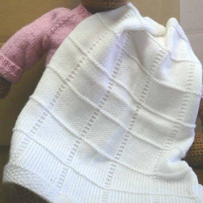 Baby Afghan Size Fresh Plymouth Yarn F013 Dreambaby Dk Baby Squares Afghan Free Of Beautiful 44 Models Baby Afghan Size