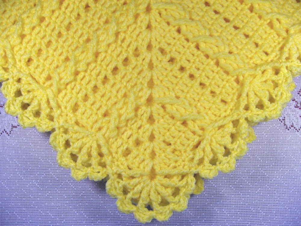 Baby Afghan Size New Pdf Pattern Crocheted Baby Afghan Carseat Size and Newborn Of Beautiful 44 Models Baby Afghan Size