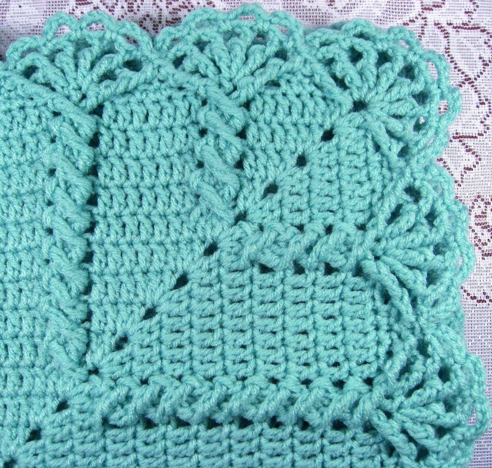 Baby Afghan Unique Pdf Pattern Crocheted Baby Afghan Car Seat Size and Of Attractive 50 Pics Baby Afghan