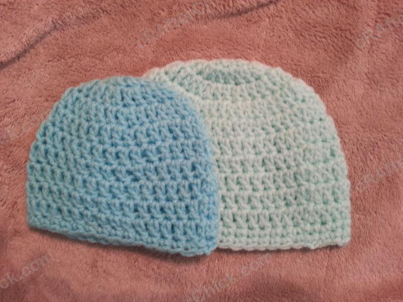 baby crochet hats for beginners Crochet and Knit