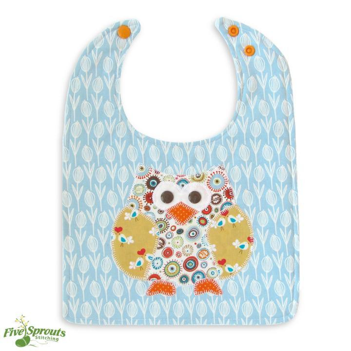 Baby Bib Pattern Fresh Free Pattern Friday Have A Hoot with 7 Free Owl Patterns Of Marvelous 50 Pictures Baby Bib Pattern