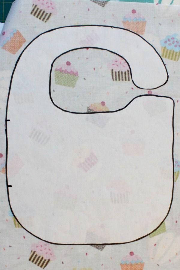 Baby Bib Pattern Fresh Quick and Easy Baby Bibs 30 Minute Crafts Of Marvelous 50 Pictures Baby Bib Pattern