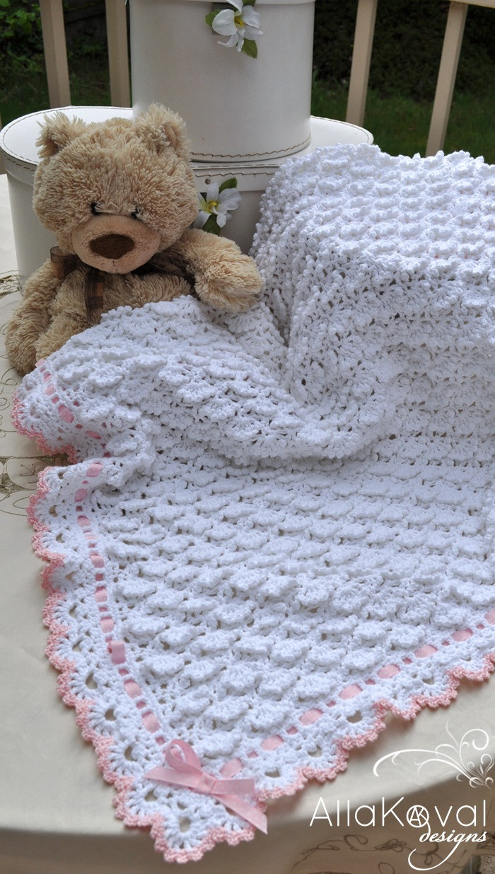 Baby Blanket Patterns Elegant Fluffy Clouds Crochet Baby Blanket Pattern for Babies Of Delightful 50 Pictures Baby Blanket Patterns