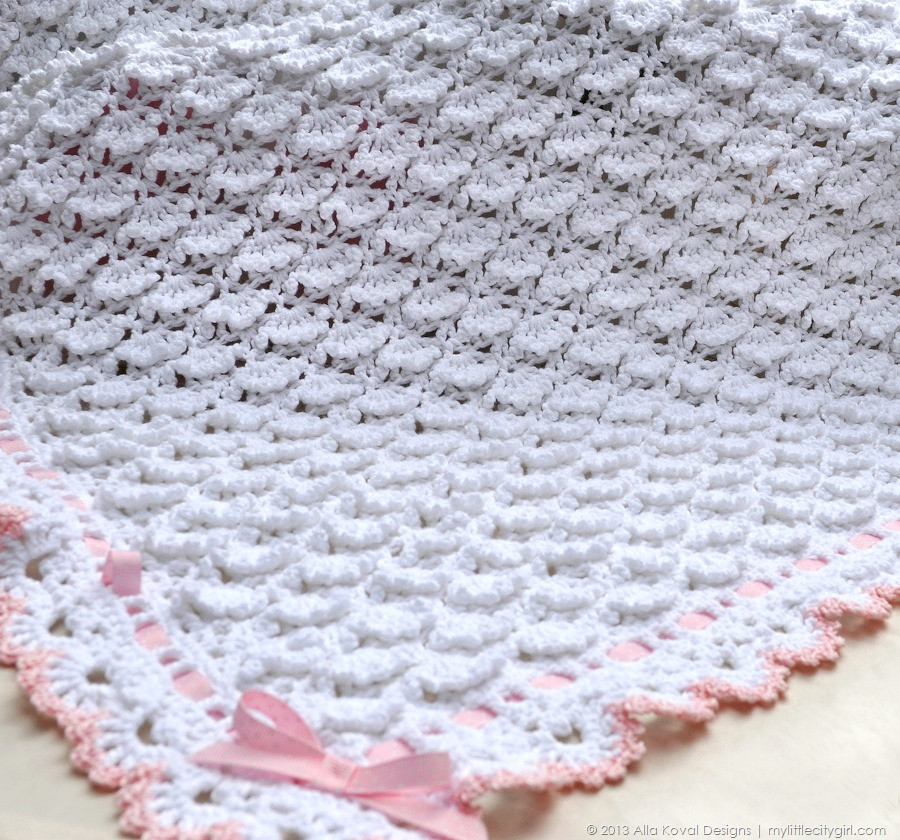Baby Blanket Patterns Elegant Fluffy Clouds Crochet Blanket Pattern Of Delightful 50 Pictures Baby Blanket Patterns