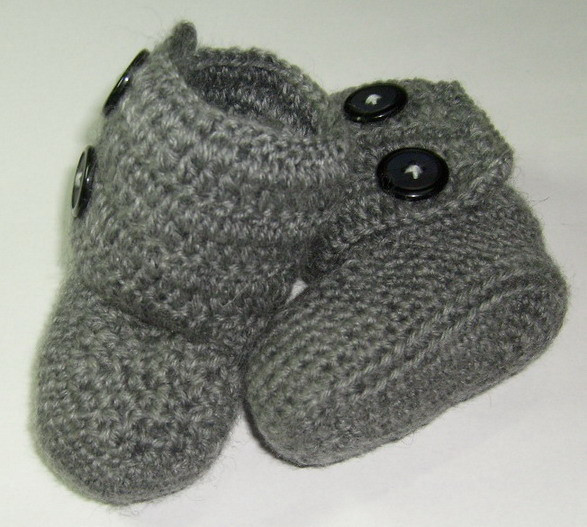 Baby Booties Crochet Pattern for Beginners Awesome Crochet Newborn Baby Shoes Design with Chain and Free Of Perfect 47 Ideas Baby Booties Crochet Pattern for Beginners