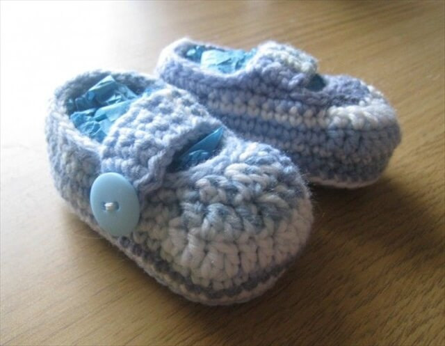 Baby Booties Crochet Pattern for Beginners Inspirational 15 Super Easy Crochet Baby Booties Of Perfect 47 Ideas Baby Booties Crochet Pattern for Beginners