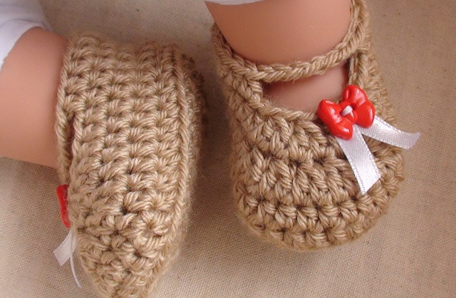 30 crochet baby booties ideas little prince princess