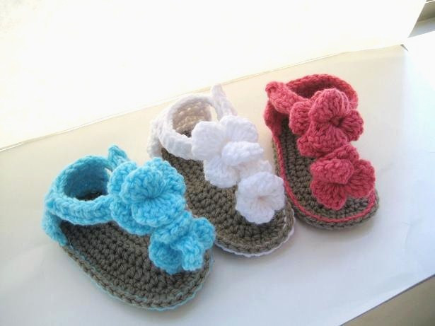 Baby Booties Crochet Pattern Lovely for the Love Of Crochet Along orchid Sandals Crochet Baby Of Top 49 Pictures Baby Booties Crochet Pattern