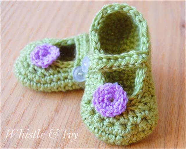 Baby Booties Crochet Pattern Unique 10 Easy and Free Crochet Patterns for Your Baby Of Top 49 Pictures Baby Booties Crochet Pattern