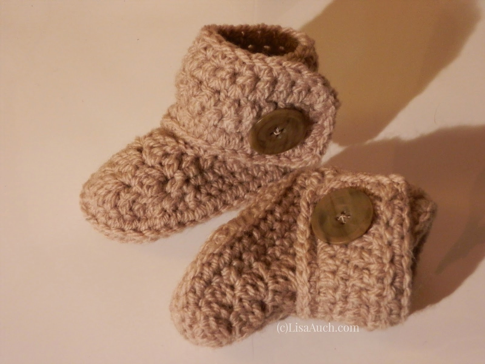 Baby Booties Pattern Best Of Crochet Baby Ankle Booties Free Pattern Dancox for Of Amazing 50 Pics Baby Booties Pattern