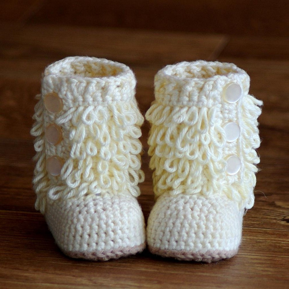 Baby Booties Pattern Inspirational Crochet Baby Flip Flops for Boys and Girls fortable Wear Of Amazing 50 Pics Baby Booties Pattern