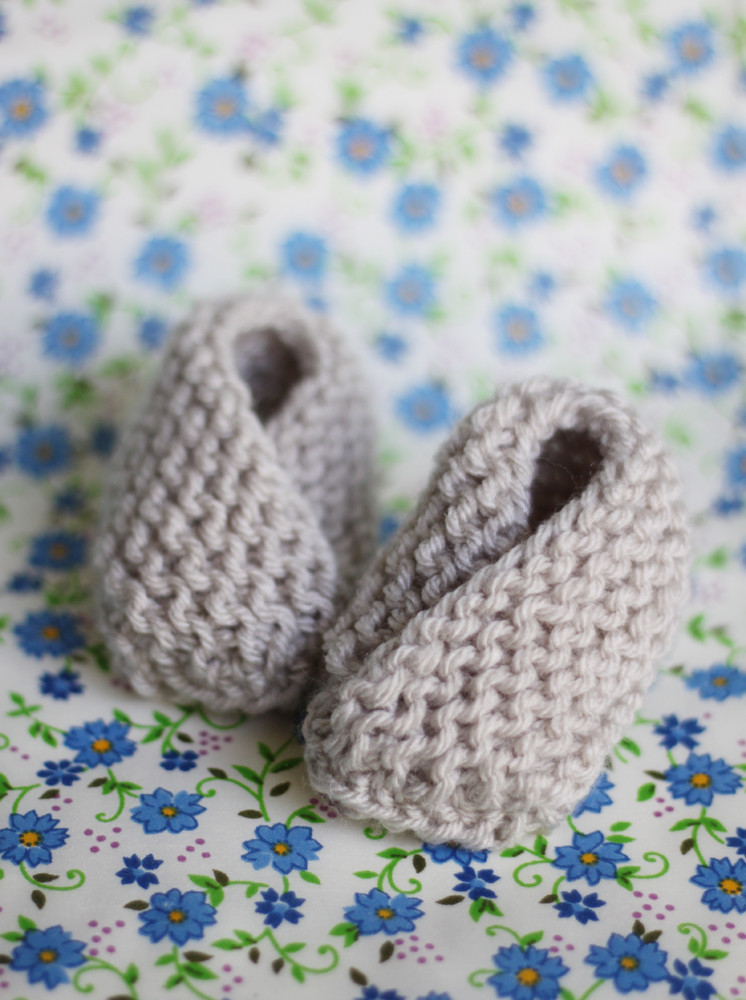 Baby Booties Pattern Lovely Very Easy Baby Booties Free Knitting Pattern Of Amazing 50 Pics Baby Booties Pattern