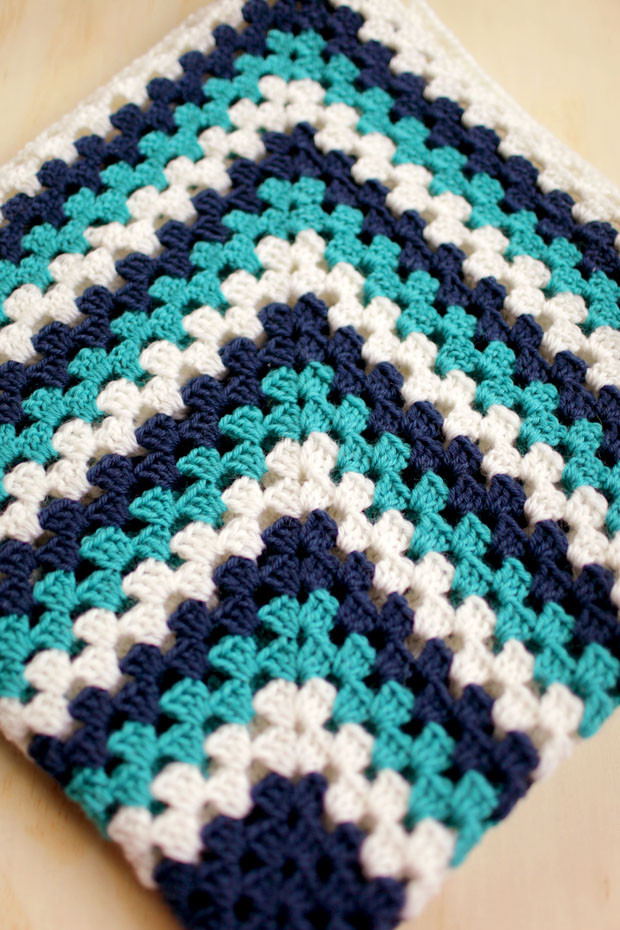 Baby Boy Crochet Blanket Patterns Lovely Navy and Teal for A Baby Boy Of Baby Boy Crochet Blanket Patterns Elegant Fiber Flux Beautiful Blankets 30 Free Crochet Blanket