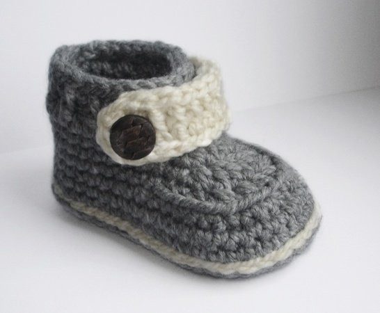 Baby Boy Crochet Patterns Best Of Easy Crochet Pattern Baby Booties Baby Shoes for Boy or Girl Of Awesome 41 Models Baby Boy Crochet Patterns
