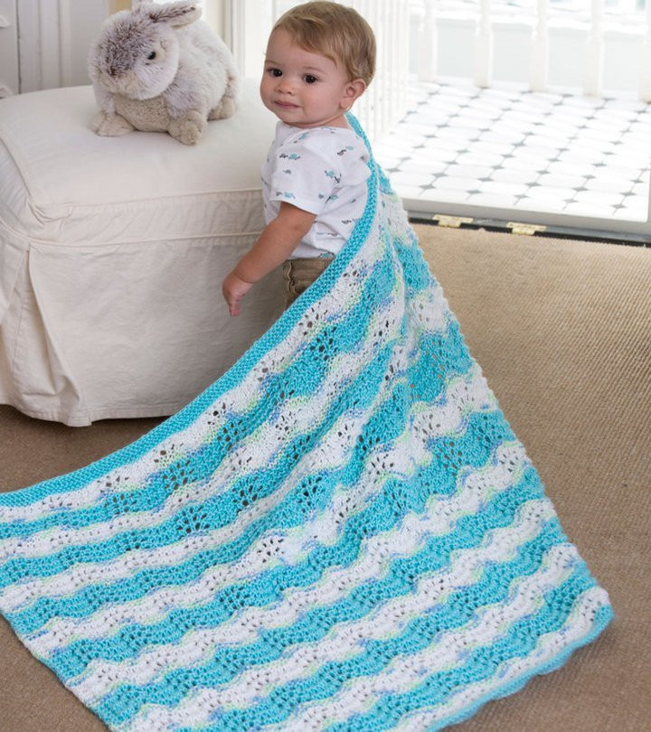 Baby Boy Knitted Blanket Beautiful Baby Boy Chevron Blanket Of Incredible 43 Photos Baby Boy Knitted Blanket