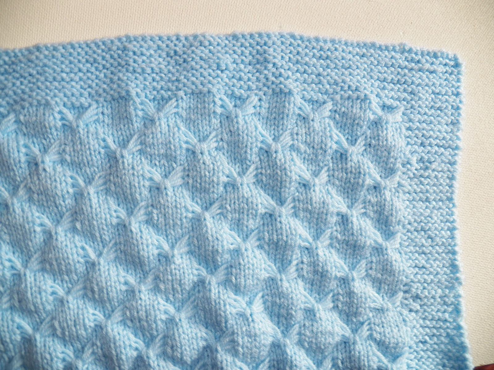 Baby Boy Knitted Blanket Fresh Hand Knitted Baby Boy Blue Blanket 4 Ply Wool Beautiful Of Incredible 43 Photos Baby Boy Knitted Blanket