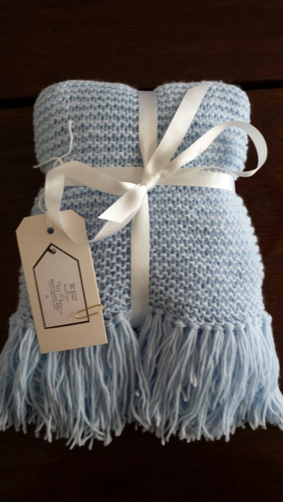 Baby Boy Knitted Blanket Inspirational Blue Baby Blanket Hand Knitted Baby Boy Baby Blue Of Incredible 43 Photos Baby Boy Knitted Blanket