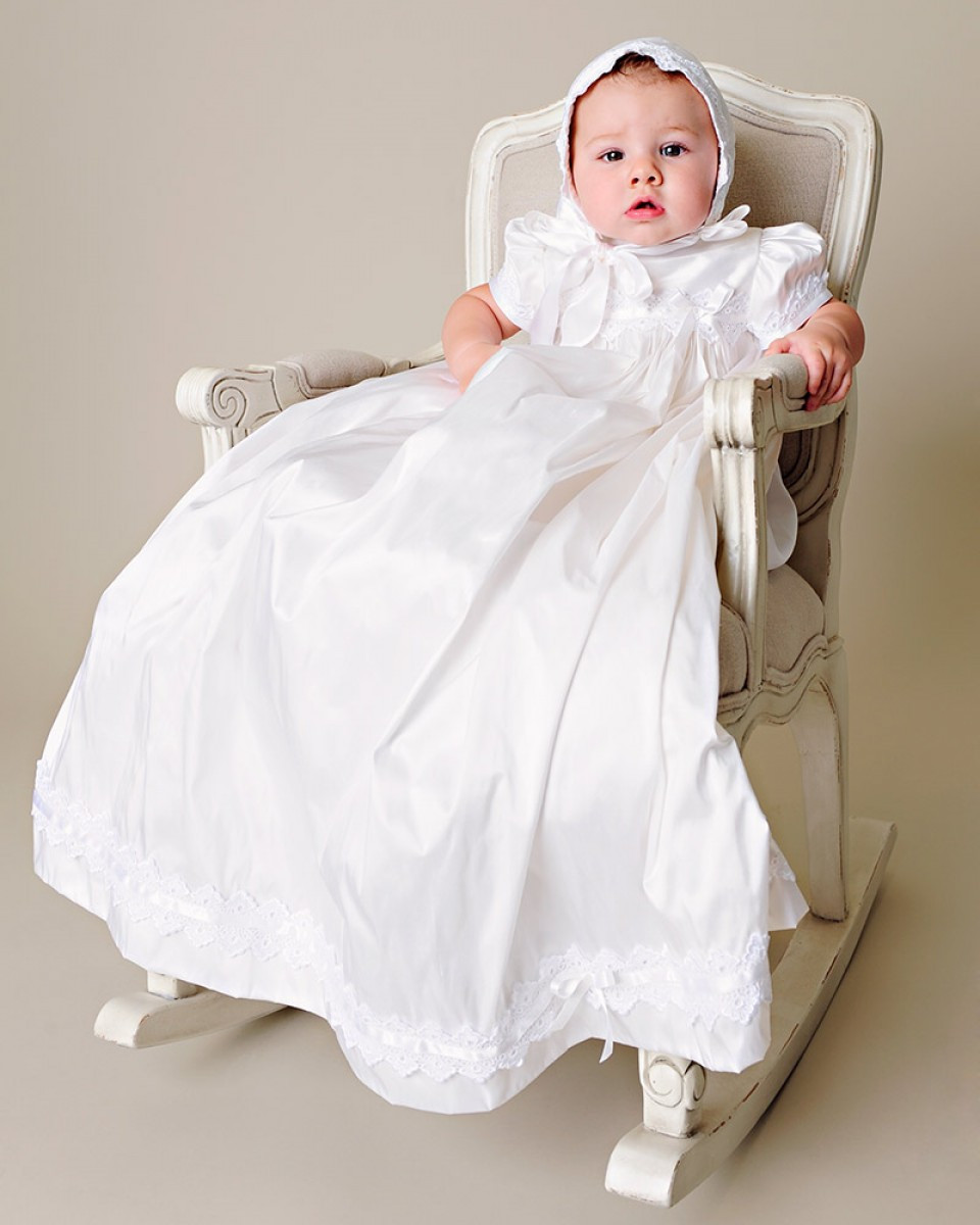 Baby Christening Gowns Best Of Lovely Silk Christening Outfits Draped Lace Appliques Of Incredible 40 Models Baby Christening Gowns