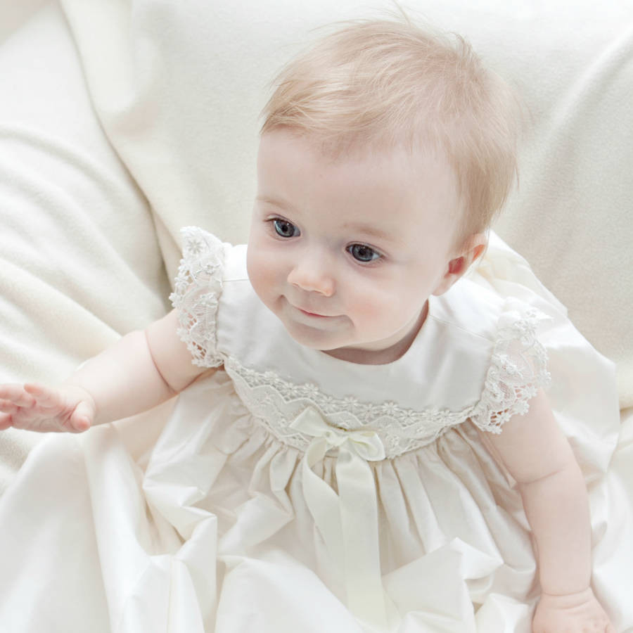 Baby Christening Gowns Best Of Lucy Christening Dress by Adore Baby Of Incredible 40 Models Baby Christening Gowns
