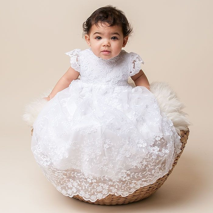 Baby Christening Gowns Best Of Pinterest • the World's Catalog Of Ideas Of Incredible 40 Models Baby Christening Gowns