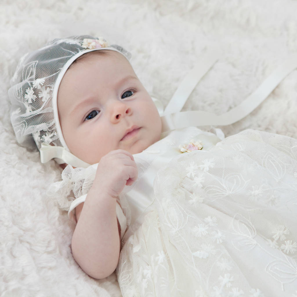 Baby Christening Gowns Inspirational Christening Gown Kate by Adore Baby Of Incredible 40 Models Baby Christening Gowns
