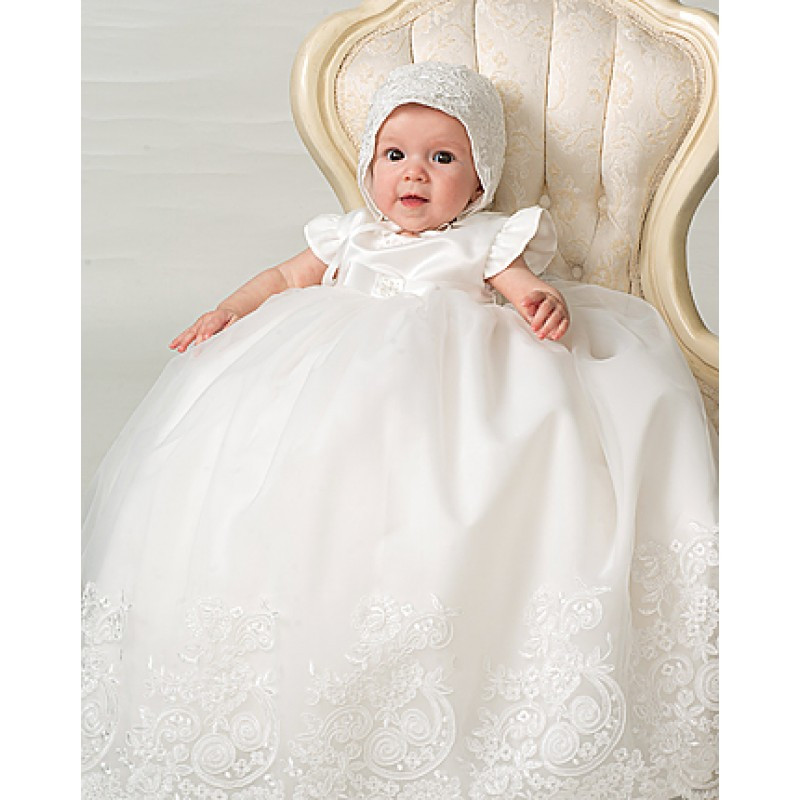 Baby Christening Gowns Luxury Lace Embroidered Christening Gown and Bonnet 089sz by Of Incredible 40 Models Baby Christening Gowns