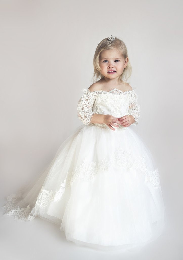 Baby Christening Gowns New Birthday Dresses Brielle toddler Birthday Party Sequin Of Incredible 40 Models Baby Christening Gowns