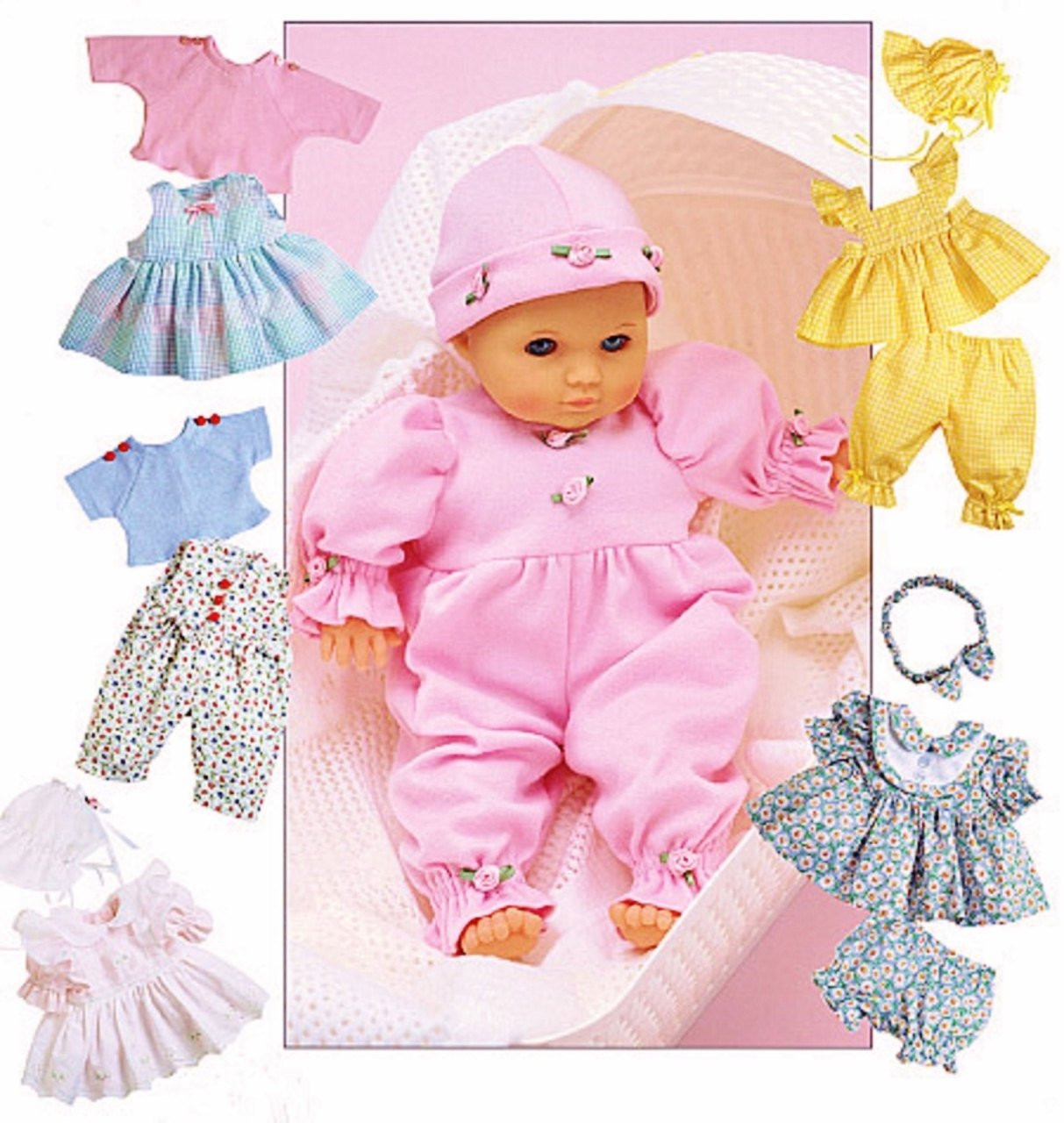 Baby Clothes Patterns Lovely Baby Doll Clothes Pattern for Dolls 8 Inches to 16 Inches Of Wonderful 46 Pictures Baby Clothes Patterns