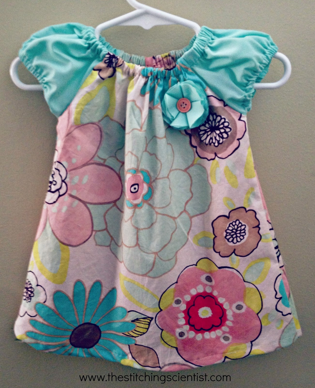 Patterns for Baby The Baby Dress 6 9 months