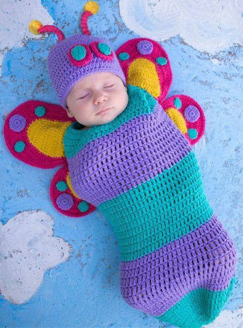 Baby Cocoon Crochet Pattern Best Of Crochet butterflies Pattern Lots Ideas Of Marvelous 49 Images Baby Cocoon Crochet Pattern