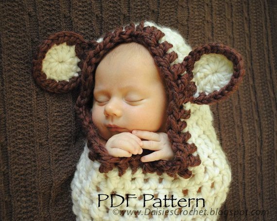 Baby Cocoon Crochet Pattern Elegant Items Similar to Crochet Pdf Pattern Hooded Baby Cocoon Of Marvelous 49 Images Baby Cocoon Crochet Pattern