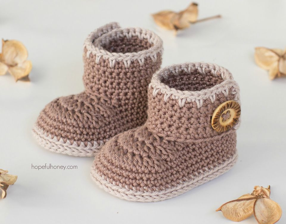 Baby Crochet Patterns Inspirational 15 Adorable Baby Bootie Crochet Patterns Of Fresh 41 Ideas Baby Crochet Patterns