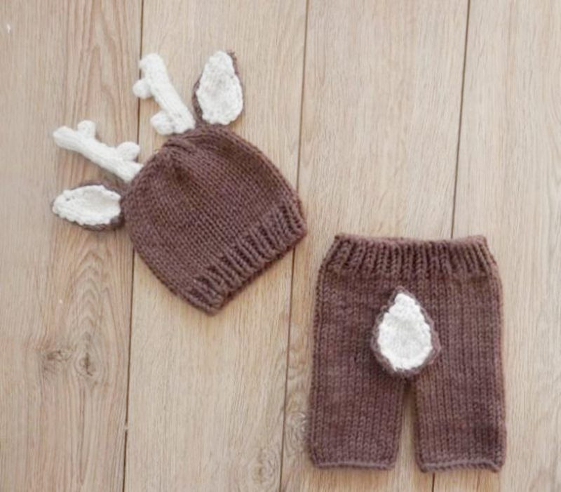 Baby Deer Hat Inspirational Popular Baby Christmas Hat Knitting Pattern Buy Cheap Baby Of Top 50 Photos Baby Deer Hat
