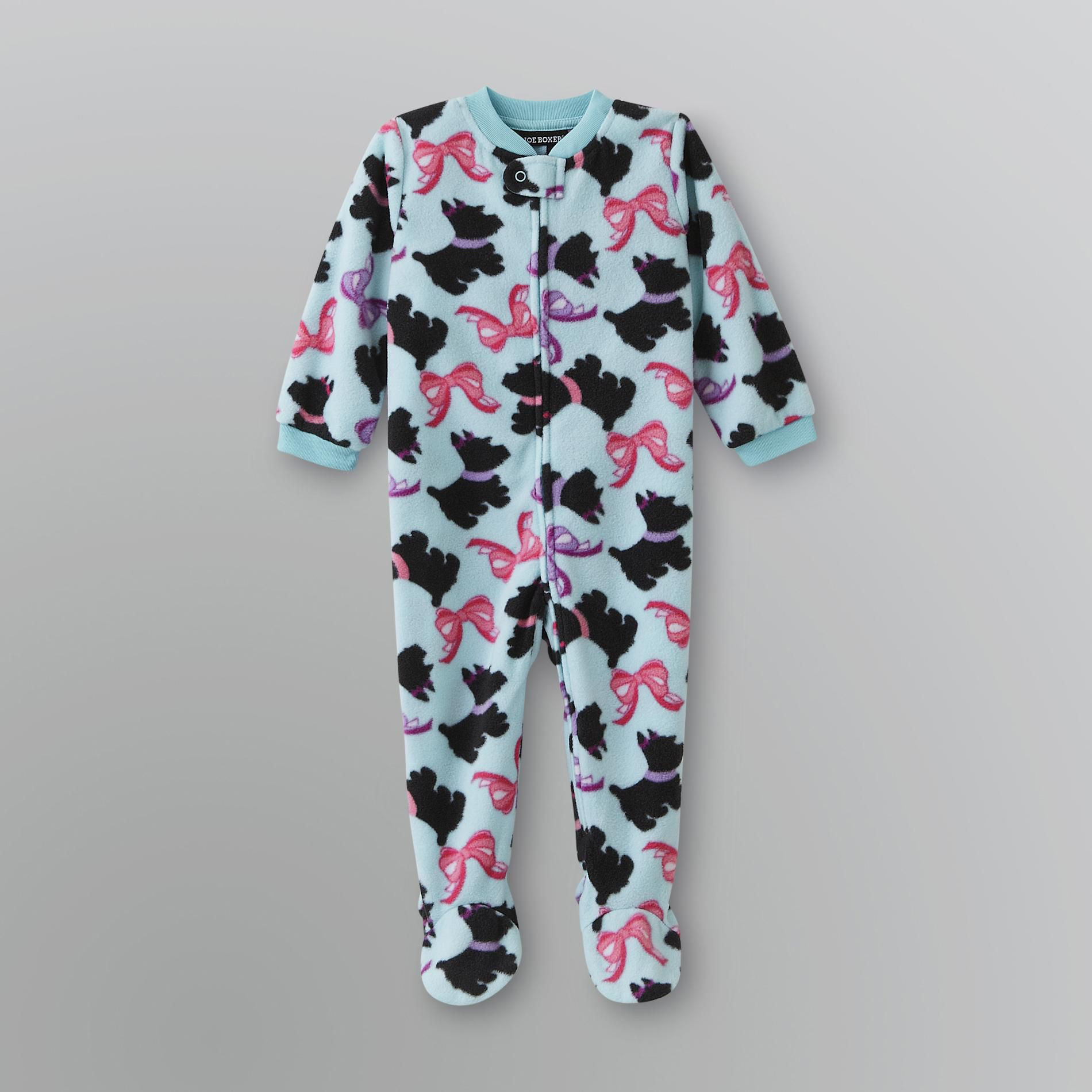 Baby Footed Pajamas Awesome Joe Boxer Infant & toddler Girl S Fleece Footed Sleeper Of Amazing 42 Pictures Baby Footed Pajamas